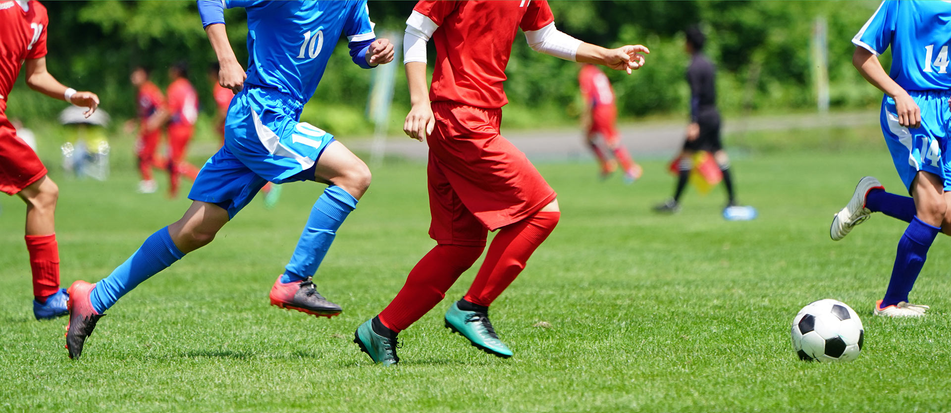 Providing Comprehensive Care To Keep You In The Game